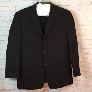 Kenneth Cole black sports coat